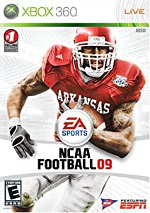 NCAA Football 09 Xbox 360 Artist Not