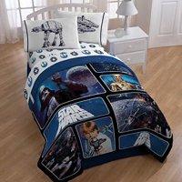 Star Wars Saga Classic Reversible Twin Bedding Set - Twin ...