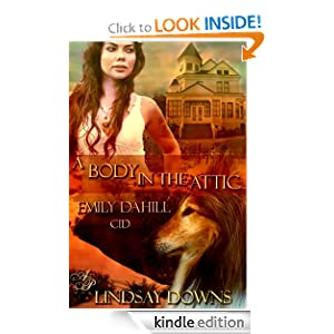 A Body in the Attic (Emily Dahill, CID)