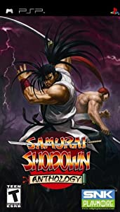 Samurai Shodown Anthology (PSP 輸入版 北米)