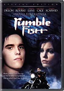 "Cover of ""Rumble Fish (Special Edition)"""