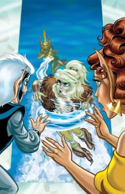 Elfquest: The Discovery by Wendy Pini