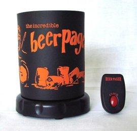 Biker Beer Pager