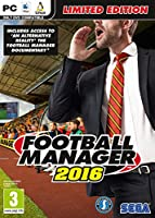 Football Manager 2016 LIMITED EDITION (PC DVD)