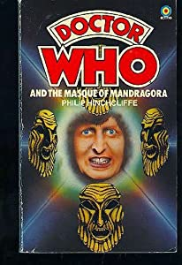 """Cover of """"Doctor Who and the Masque of Ma..."""