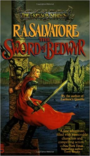 The Sword of Bedwyr – R  A  Salvatore