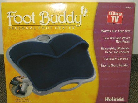 Foot Buddy Personal Foot Heater