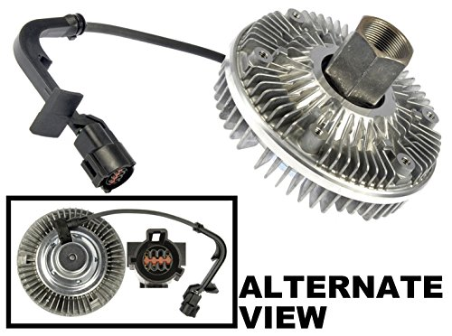 APDTY 733113 Electronic Electro-Viscous Cooling Fan Clutch