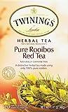 Twinings Tea Red American Rooibos, 20-count (Pack of6)