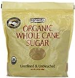 Rapunzel Pure Organic Whole Cane Sugar, 24 Ounce