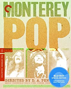 "Cover of ""Monterey Pop- Criterion Collect..."
