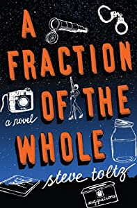 """Cover of """"A Fraction of the Whole"""""""