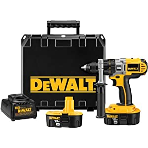 Factory-Reconditioned Dewalt DCD940KXR 1/2-Inch Variable Speed Reversible Drill Kit