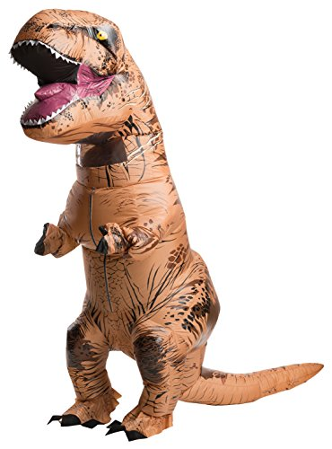 jurassic world inflatable t rex costume