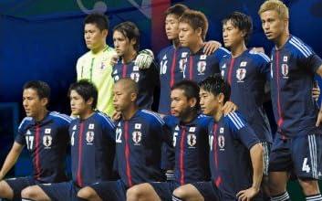サッカー日本代表 カレンダー2013年