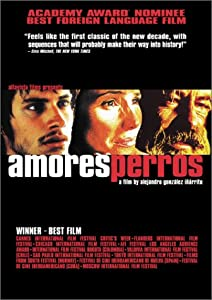 "Cover of ""Amores Perros"""