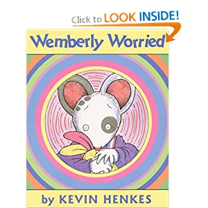 Wemberly Worried (Book & Cassette)