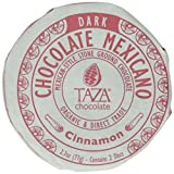 Taza Chocolate Mexicano Chocolate Disc, Cinnamon, 2.7 Ounce