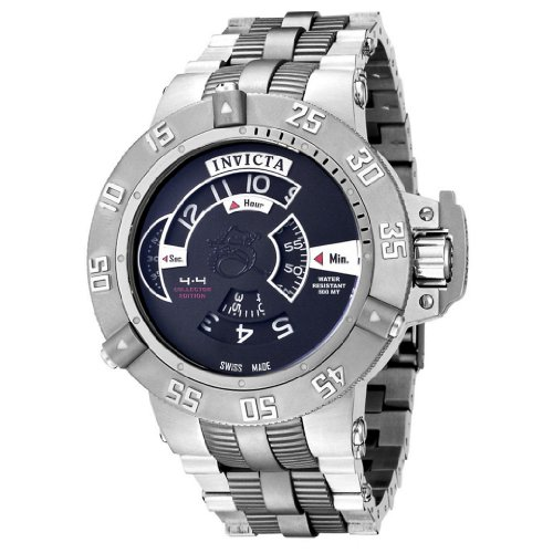 Invicta Men's 6697 Subaqua Collection Limited Edition Mechanical Stainless Steel Watch