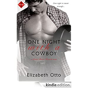 One Night with a Cowboy (Paint River Ranch) (Entangled Indulgence)