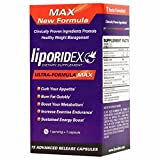 Best Fat Burner for Weight Loss - Liporidex MAX Weight Loss Product - Weight Loss Supplement that Works. 100% Safe Weight Loss. All Natural Clinically Proven Ingredients Increase Energy Metabolism & Reduce Appetite. Doctor Formulated Appetite Suppressant for Safety and Efficacy. 100% Money Back Guarantee. The Easy Way to Safely Lose Weight Fast - 72 diet pills - 1 Box