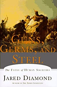 "Cover of ""Guns, Germs and Steel: The Fate..."