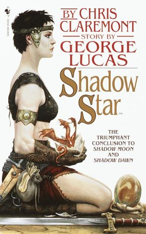 Shadow Star (Chronicles of the Shadow War, Book 3): Chris Claremont, George Lucas: 9780553572889: Amazon.com: Books