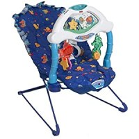 Bouncer seat doesn't have toy bar - BabyCenter