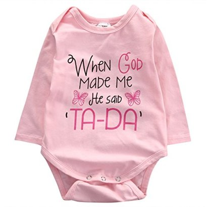 Infant-Newborn-Baby-Girl-Long-Sleeve-Word-Print-Butterfly-Pattern-Pink-Romper-0-3months-Pink