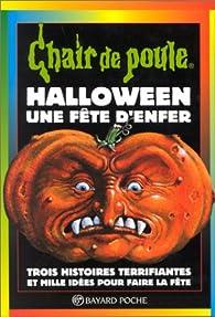 """Résultat de recherche d'images pour """"chair de poule halloween livres"""""""