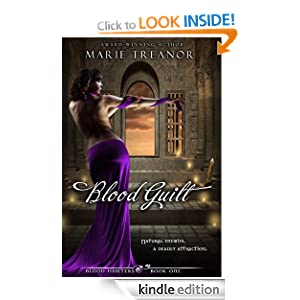 Blood Guilt (Book One of the Blood Hunters Series)