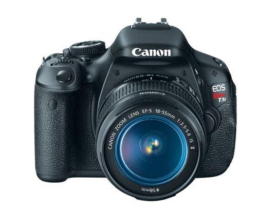 EOS Rebel T3i Digital SLR Camera Kit with EF-S 18-55mm IS Lens