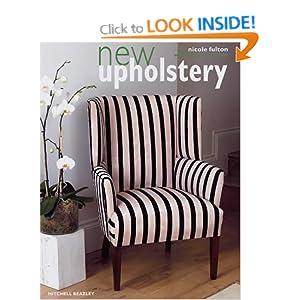 New Upholstery (Mitchell Beazley Interiors)