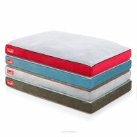 BRINDLE Soft Memory Foam Dog Bed with Removable Washable ...