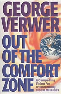 "Cover of ""Out of the Comfort Zone"""