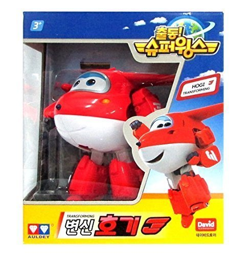 Hogi – Auldey Super Wings Transforming planes series animation Ship from Korea, Model: , Toys & Play