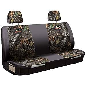 Amazoncom Mossy Oak Universal Bench Seat Cover Automotive