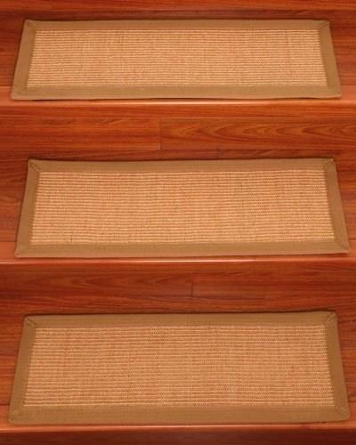 How Do I Get Bristol Sisal Carpet Stair Treads 9 X 29 Set Of 13 | Sisal Carpet Stair Treads | Oak Valley | Skid Sisal | Stair Runner | Fiber Sisal | Landing Mat