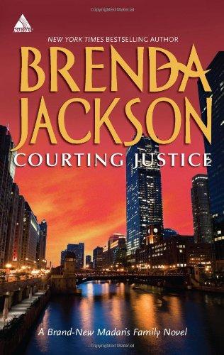 Courting Justice- Brenda Jackson