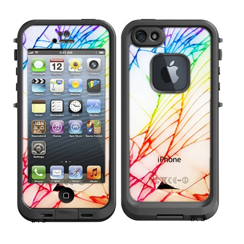 7250 Case Decal Kits : Skins kit for lifeproof iphone case decals only
