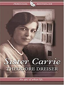 "Cover of ""Sister Carrie"""