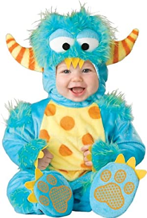 Amazoncom InCharacter Baby Lil39 Monster Costume