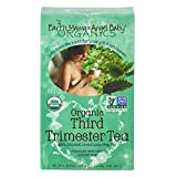 Earth Mama Angel Baby Organic Third Trimester Tea, 16 Teabags/Box