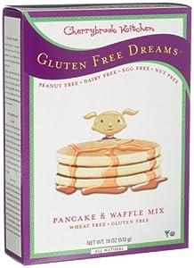 Cherrybrook Kitchen Gluten Free Dreams Pancake  Waffle
