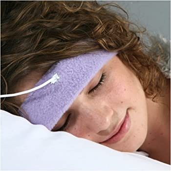 Sleep Headphones with Binaural Beats CD