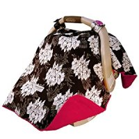 Amazon.com: Mother's Lounge Carseat Canopy, Lovely: Baby