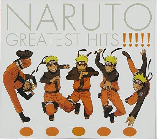 NARUTO GREATEST HITSはAmazonをチェック!
