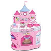 Amazon.com: Disney Princess Royal Talking Princess Kitchen