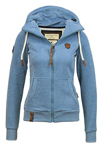 Naketano Women's Zipped Jacket MB VI