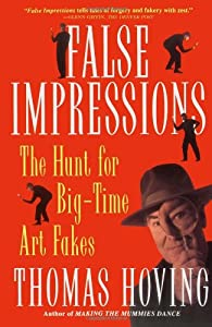 "Cover of ""False Impressions"""